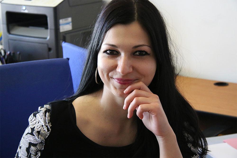 Veronika Bahnová